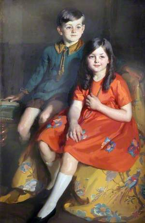 Eileen and Harry (1915–1997) Chrimes