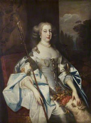 Lady Mary Molyneux (b.early 1650s)