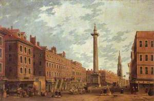 Billingsgate and the Monument