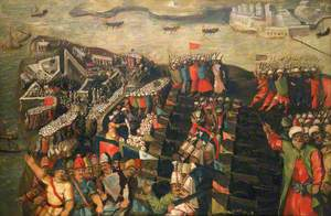 The Siege of Malta: Capture of St Elmo, 23 June 1565