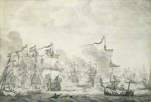 The Battle of the Sound, 8 November 1658
