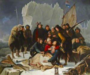 The Death of Willem Barents, 20 June 1597