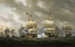 The Battle of Quiberon Bay, 20 November 1759