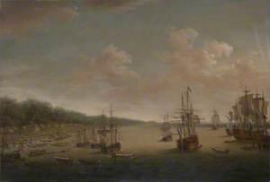 The Capture of Havana, 1762: The Landing, 7 June