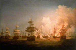 The Battle of the Nile, 1 August 1798: End of the Action
