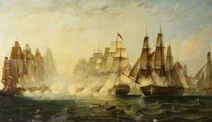 Dance's Action in the Strait of Malacca, 14 February 1804