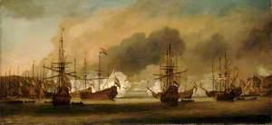 Action at Bergen, 3 August 1665