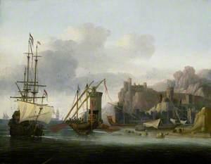 Shipping in the Bosphorus