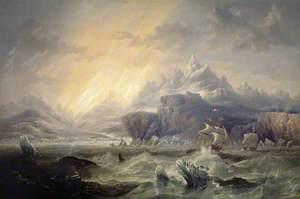 'Erebus' and 'Terror' in the Antarctic