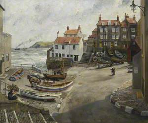 Robin Hood's Bay in Wartime