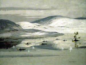 The Second Battle of Narvik, 13 April 1940