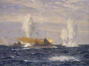 Action off the River Plate, 13 December 1939: Pursuit of the 'Admiral Graf Spee'