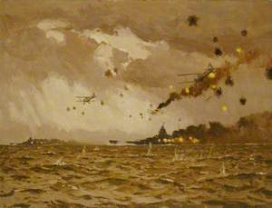 Air Attack on the 'Scharnhorst and Gneisenau', 11–12 February 1942