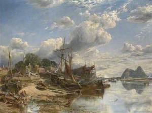 Shipyard at Dumbarton