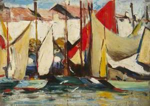 La Rochelle: Fishing Boats at the Quai des Dames