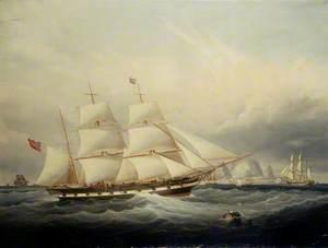 The Barque 'Koh-i-noor'