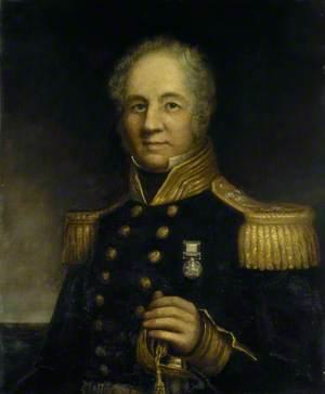 Rear Admiral John Pasco (1774–1853)