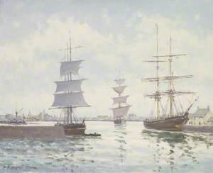 A Normandy Port