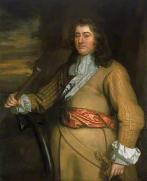 Flagmen of Lowestoft: George Monck (1608–1670), 1st Duke of Albemarle