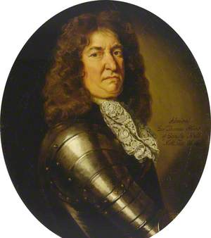 Admiral Sir Thomas Allin (1612–1685)