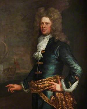 Admiral Sir John Balchen (1670–1744)