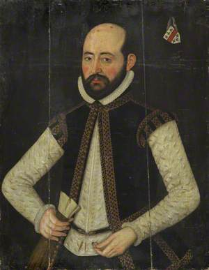 Richard Barrey (d.1588)
