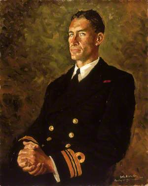 Lieutenant Commander Stephen Halden Beattie (1908–1975)