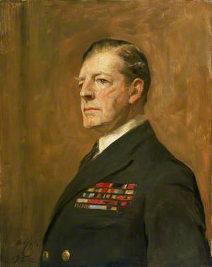 Admiral David Beatty (1871–1936), 1st Earl Beatty