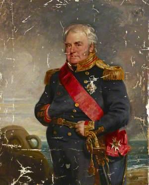 Admiral Lord Amelius Beauclerk (1771–1846)