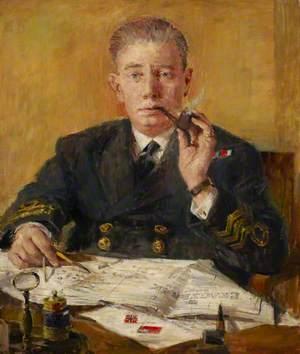 Commander Sir George Binney (1900–1972), RNVR
