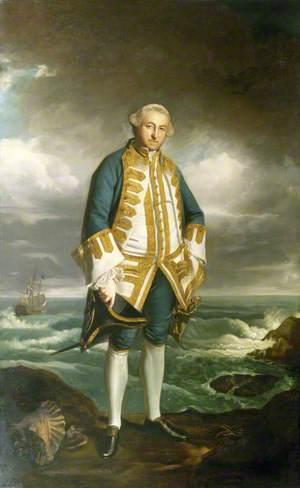 Admiral Edward Boscawen (1711–1761)