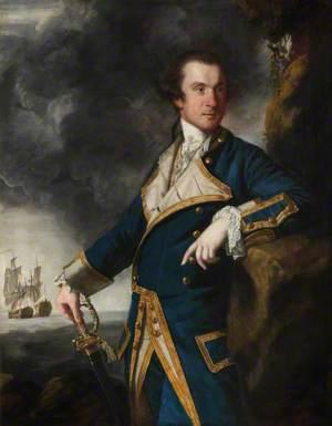 Captain Alexander Hood (1726–1814), 1st Viscount Bridport