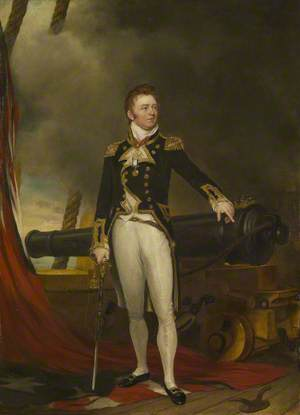 Captain Sir Philip Bowes Vere de Broke (1776–1841)