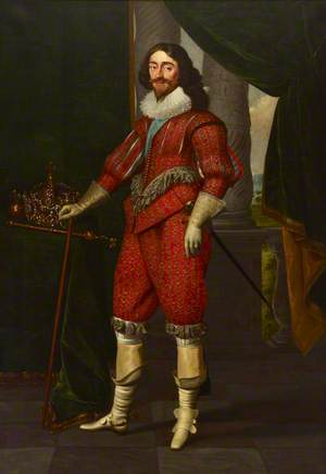 Charles I (1600–1649), King of Great Britain and Ireland