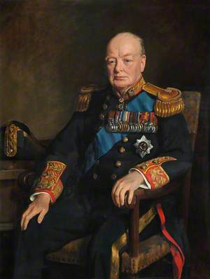 Sir Winston Churchill (1874–1965), Lord Warden of the Cinque Ports