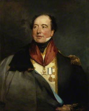 Captain Sir Christopher Cole (1770–1836)