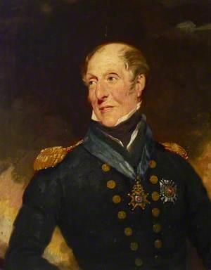 Rear Admiral Sir Charles Cunningham (1755–1834)