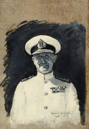 Admiral Andrew Browne Cunningham (1883–1963)