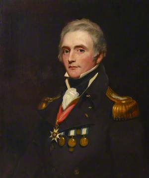 Captain Sir Edward Berry (1768–1831)