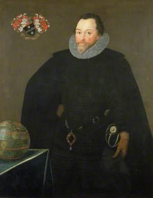 Sir Francis Drake (1540–1596)