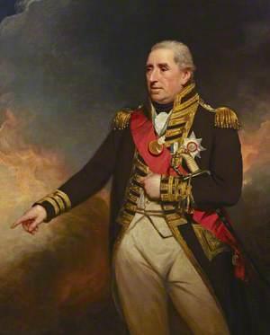 Admiral Sir John Thomas Duckworth (1748–1817)