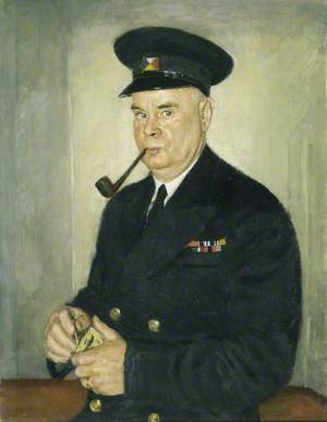 Walter Easton during the Second World War