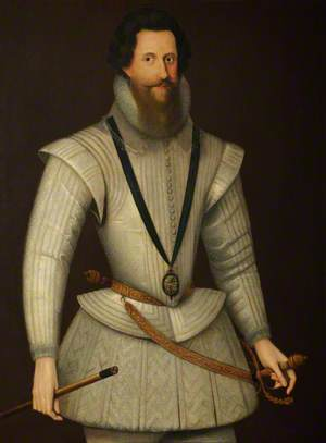 Robert Devereux (1567–1601), 2nd Earl of Essex