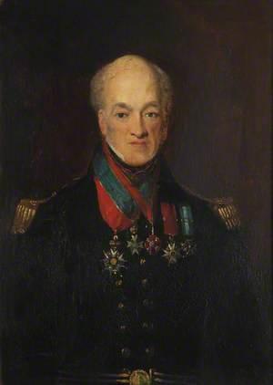 Captain Sir Thomas Fellowes (1778–1853)