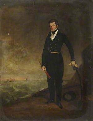 Lieutenant Henry Fortescue (1798–1876)