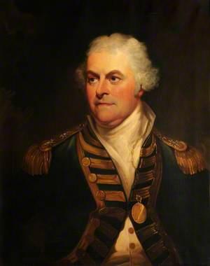 Vice-Admiral Lord Alan Gardner (1742–1809)
