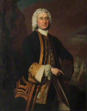 Captain William Gordon (c.1709–1768)
