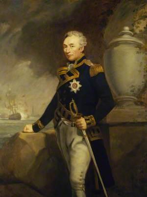 Rear Admiral Sir Thomas Graves (c.1747–1814)