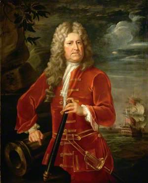 Admiral Nicholas Haddock (1686–1746)