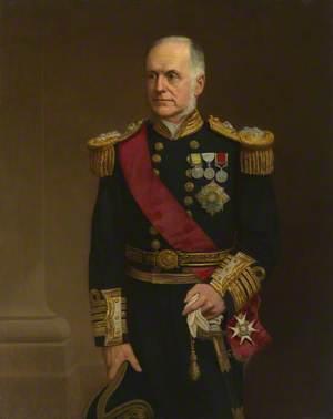 Admiral Sir Richard Vesey Hamilton (1829–1912)